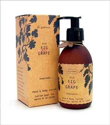 DiPalomo  Wild Fig & Grape Body lotion