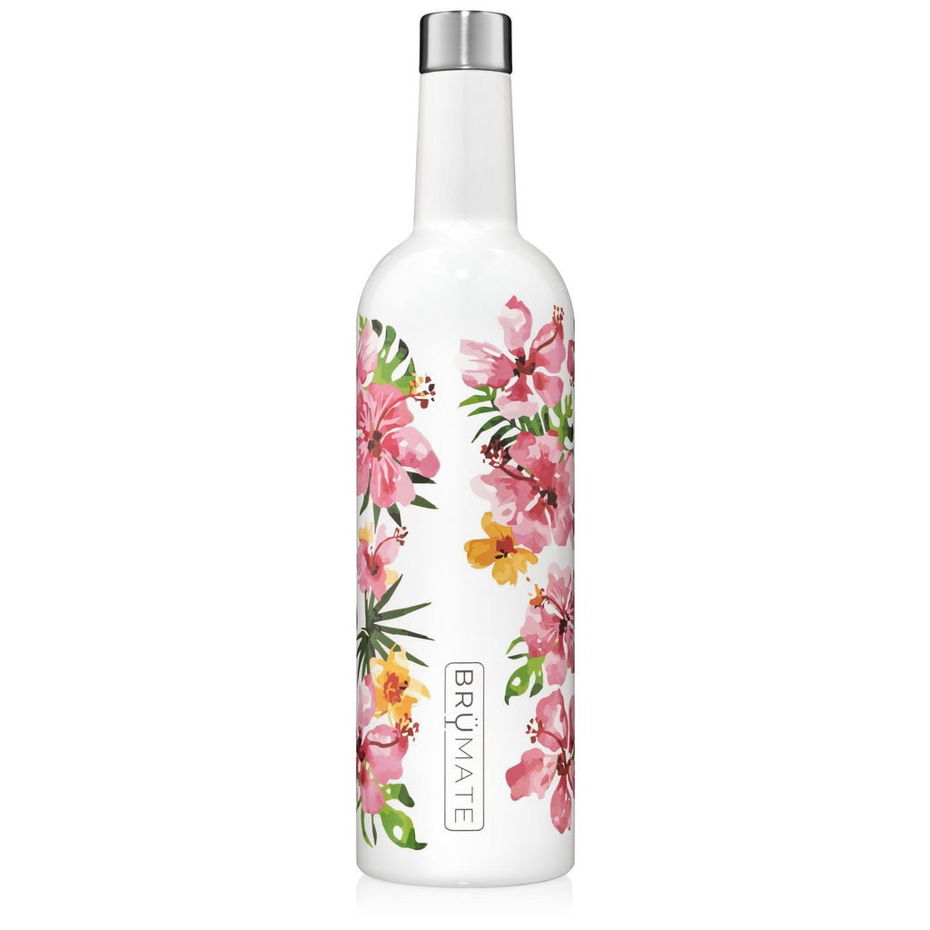 WINESULATOR™ 25OZ WINE CANTEEN | Hibiscus
