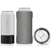 BruMate Hopsulator Trio 3-in-1-Matte Gray