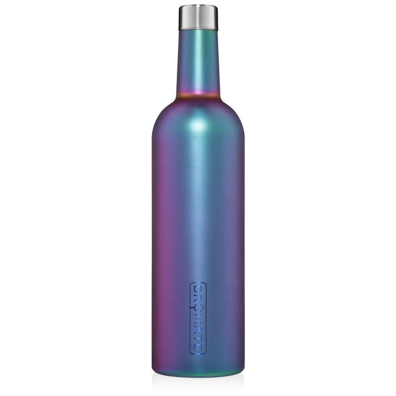 BruMate WINESULATOR™ 25OZ WINE CANTEEN | DARK AURA V2.0