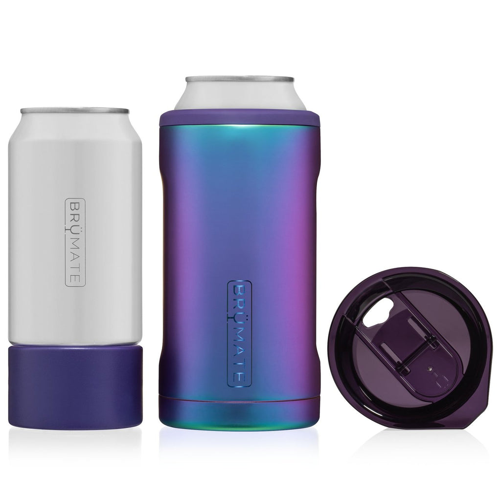 BruMate HOPSULATOR TRíO 3-in-1 | Dark Aura (16oz/12oz cans)
