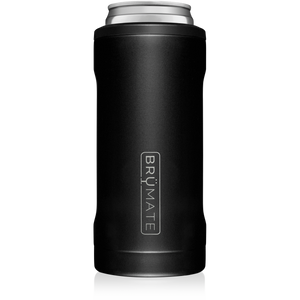 Brumate Hopsulator Slim | Matte Black (12oz slim cans)