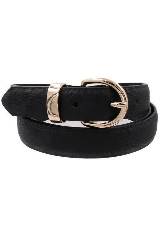 Faux Leather Belts
