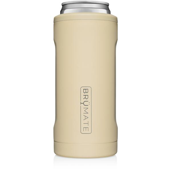 Brumate Hopsulator Slim | Desert Tan (12oz slim cans)