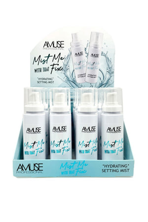 Amuse Hydrating Facial Setting Spray