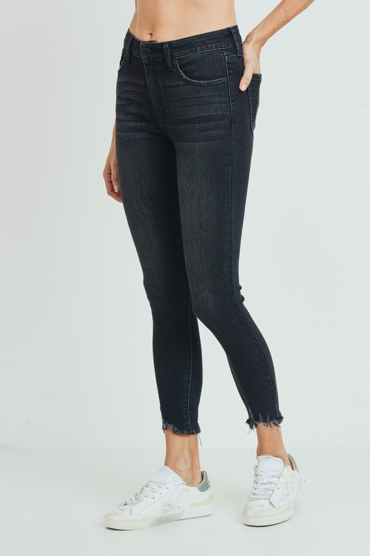 Just USA Black Denim Jeans