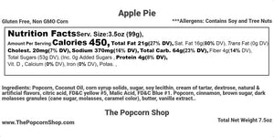 Apple Pie Gourmet Popcorn