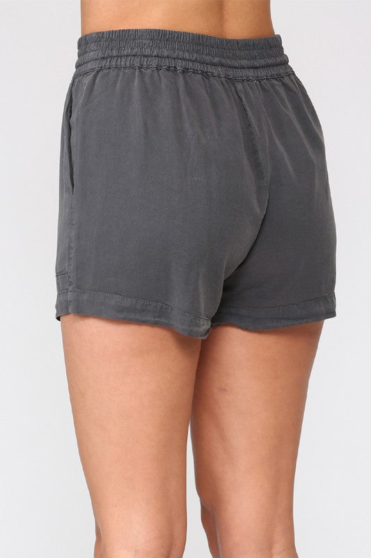 Casual Shorts- TWO COLORS