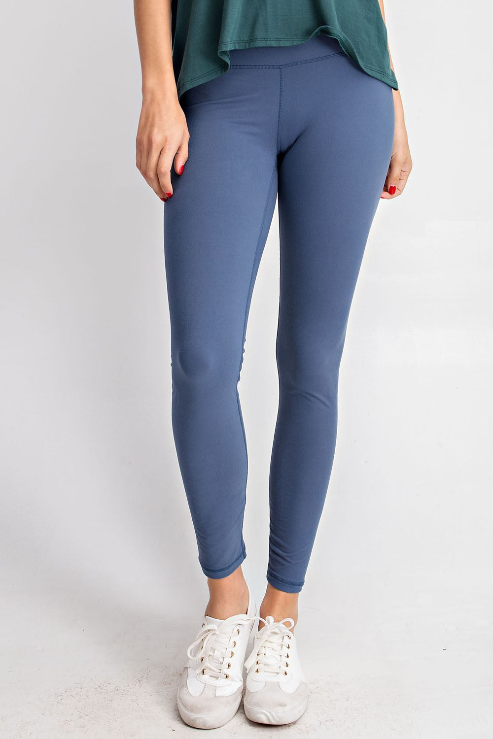 Code Blue Buttery Soft Leggings