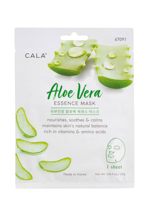 Aloe Vera Essence Facial Mask
