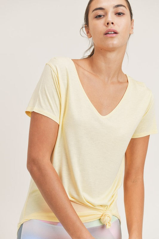 Lemonade Casual Lightweight Tee