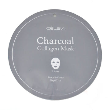 Charcoal Collagen Facial Mask