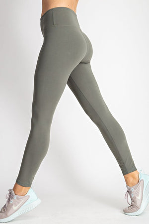 Grey Sage Buttery Soft Leggings