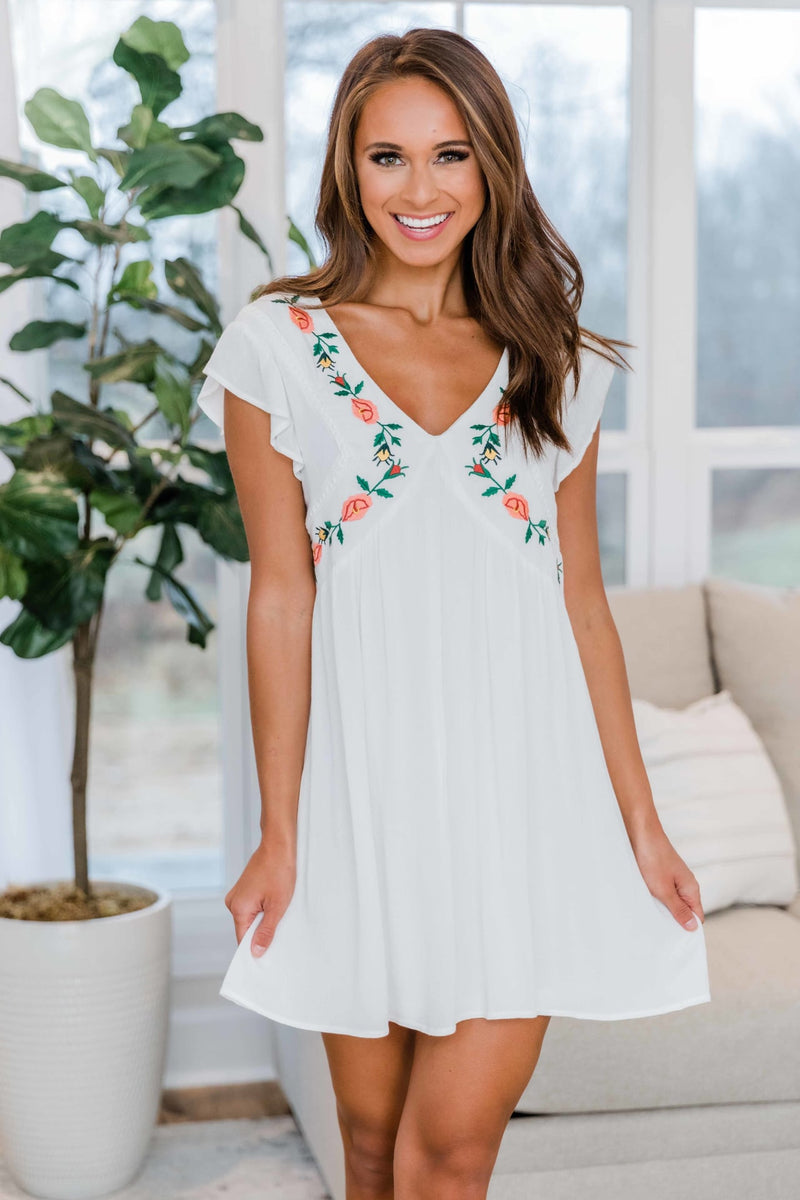 Summer Romance Short Dress