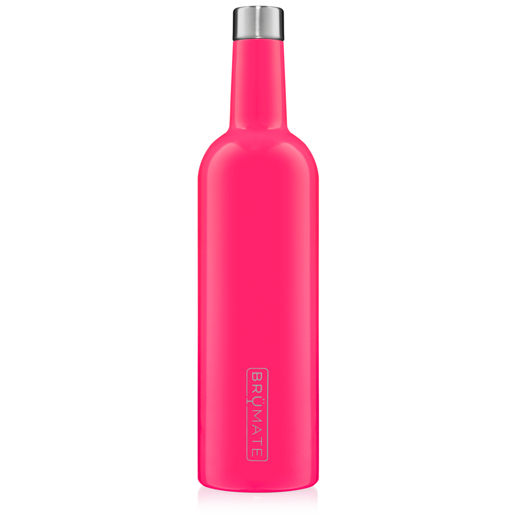 WINESULATOR™ 25OZ WINE CANTEEN | NEON PINK