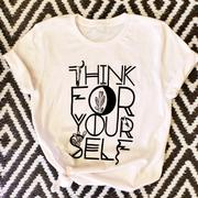 Free Thinker Graphic Tee