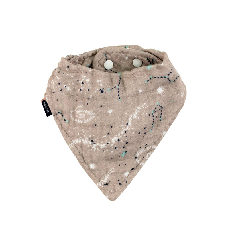 Galaxy Oh-So-Soft Muslin Bandana Bib