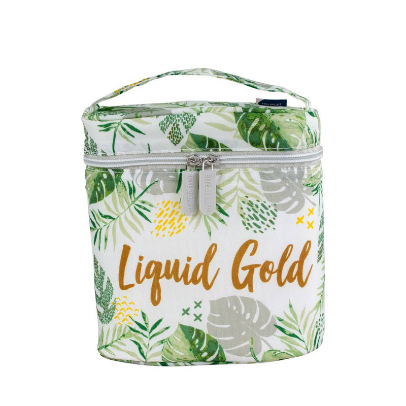 Liquid Gold Insulated Bottle Bag