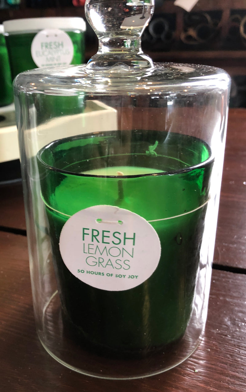 Lemon Grass Soy Wax Candle