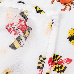 Maryland Baby Swaddle