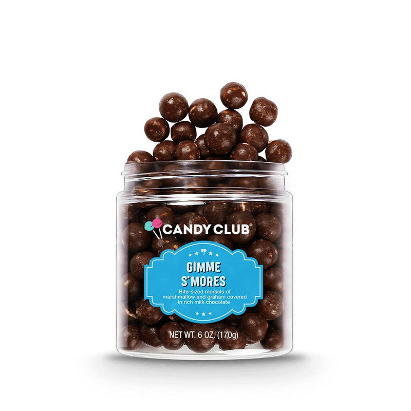 Candy Club - Gimme S'Mores Bites