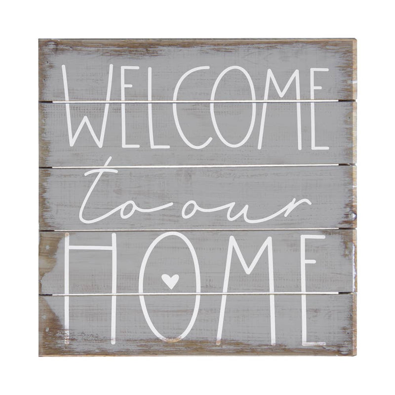 Welcome To Home 8