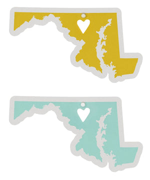 Maryland Air Freshener