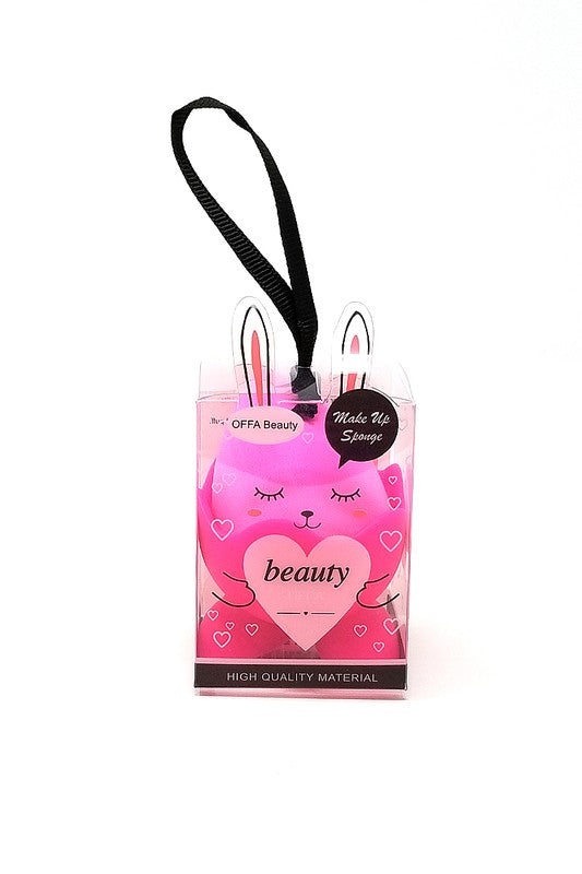 Beauty Blender with Holder