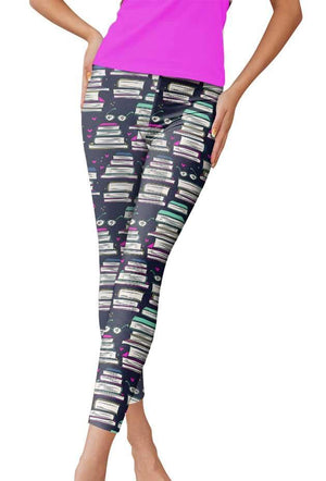 Book Love Leggings
