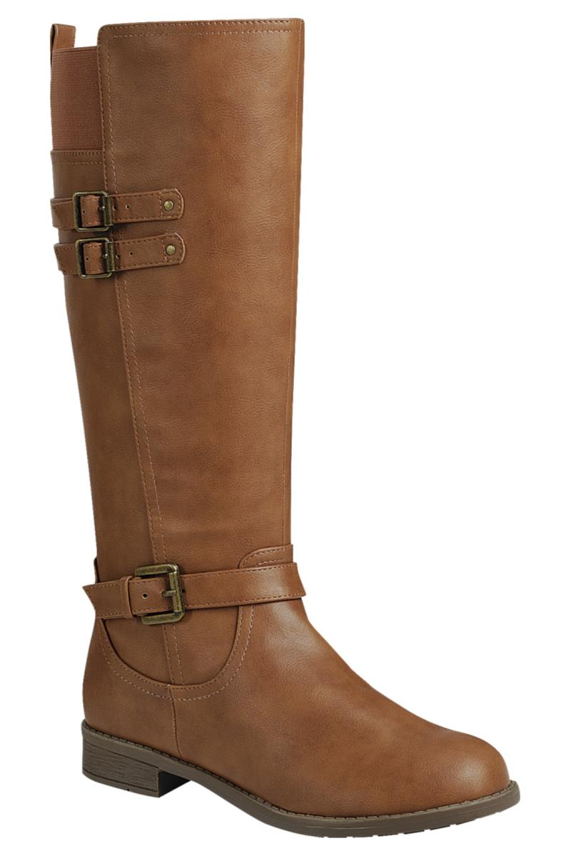 Elva Tall Boots- TWO colors