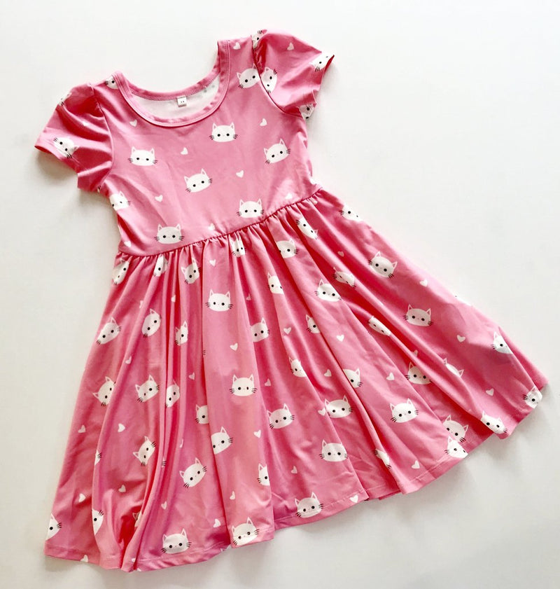 Little Kittens Dress