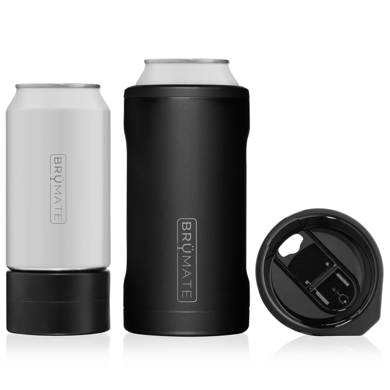 BruMate Hopsulator Trio 3-in-1-Matte Black