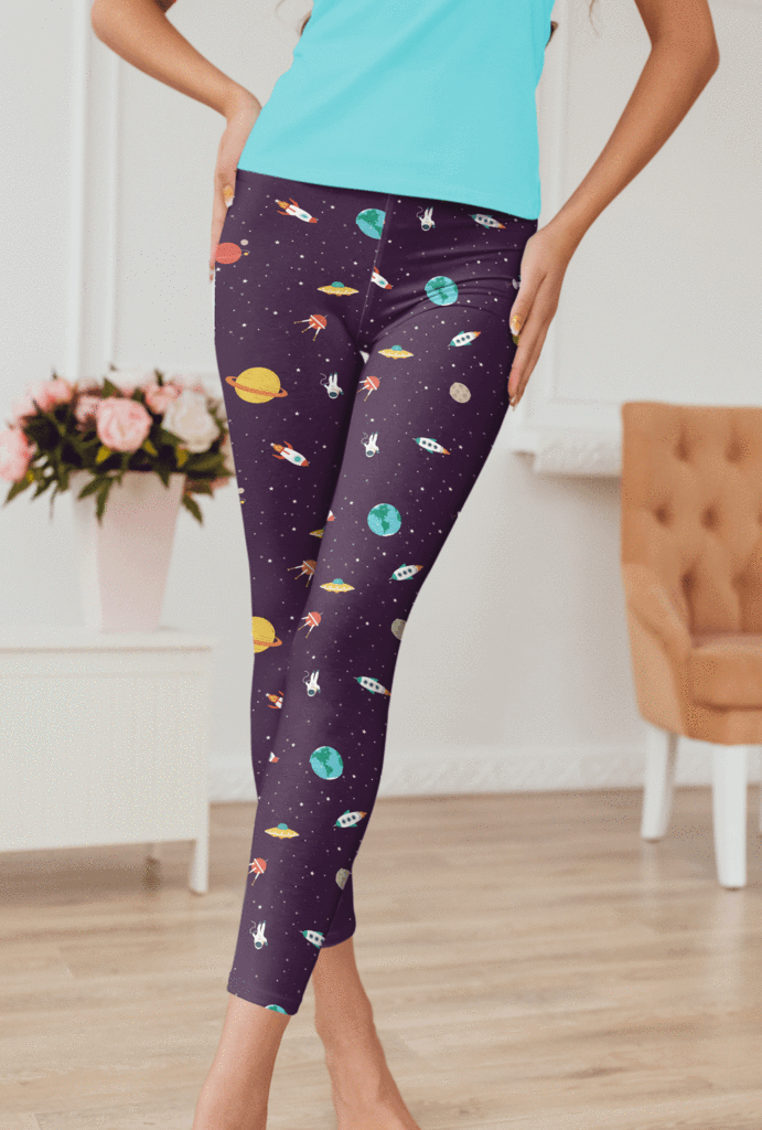 Planet Leggings