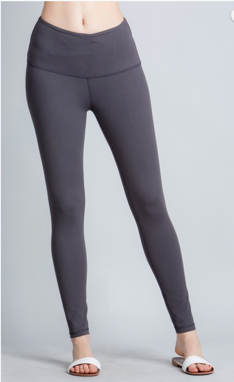 Donny Buttery Soft Black Leggings