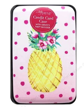 Pineapple Credit Card Case