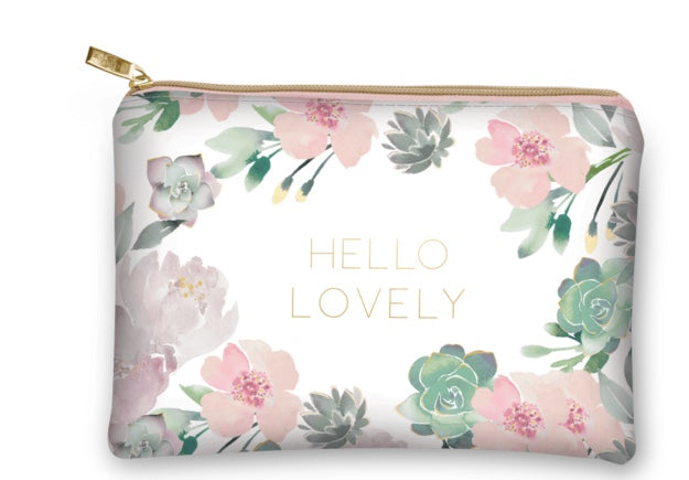 Hello Lovely Glam Bag