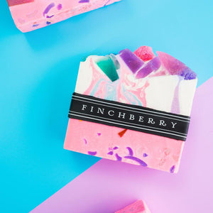 Finch Berry-Spark-Handcrafted Vegan Soap