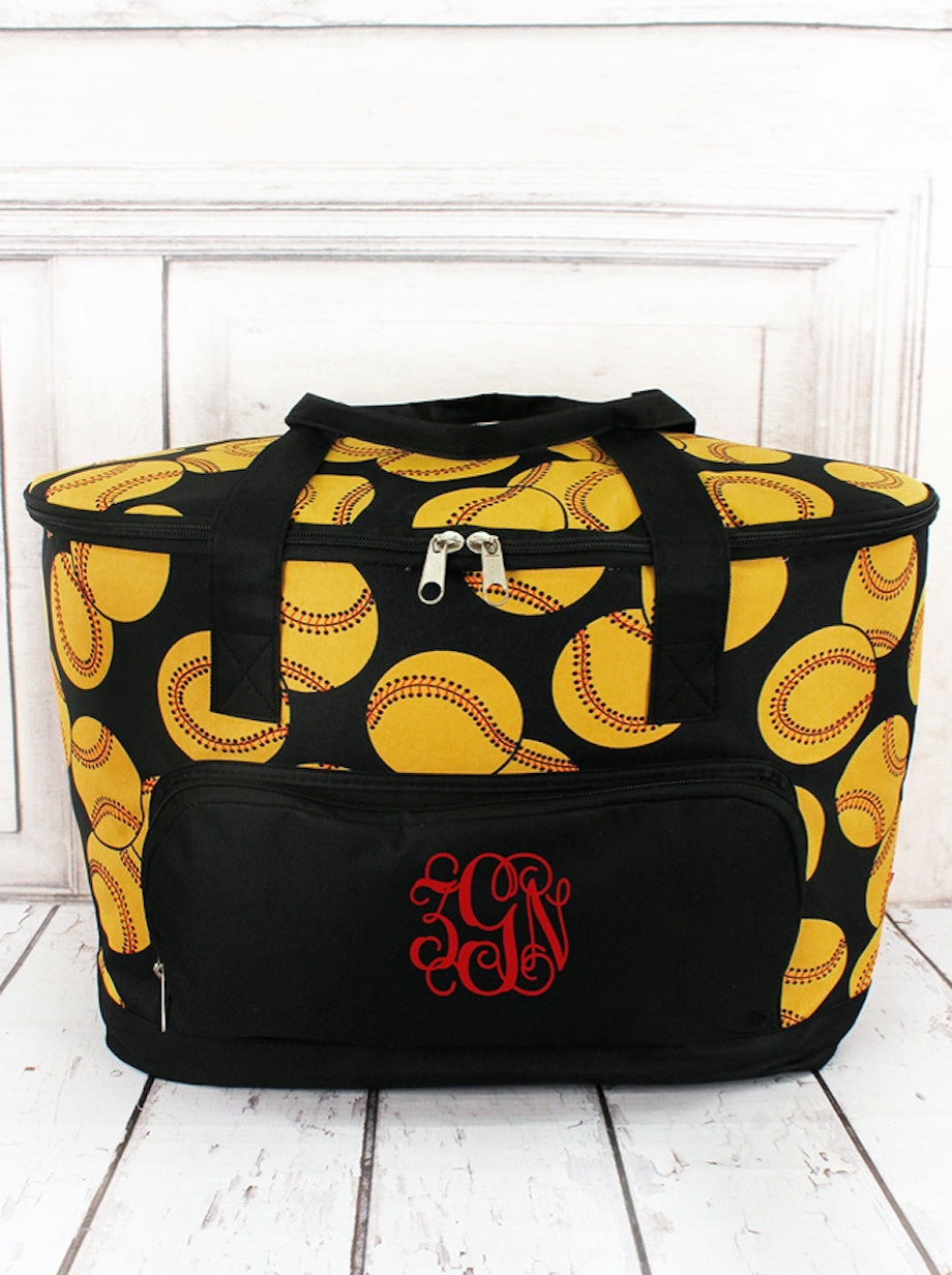 Softball Cooler