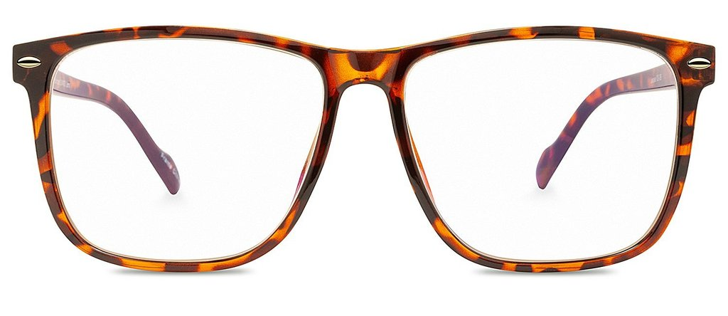 Jesse Tortoise Blue Light Blocking Glasses
