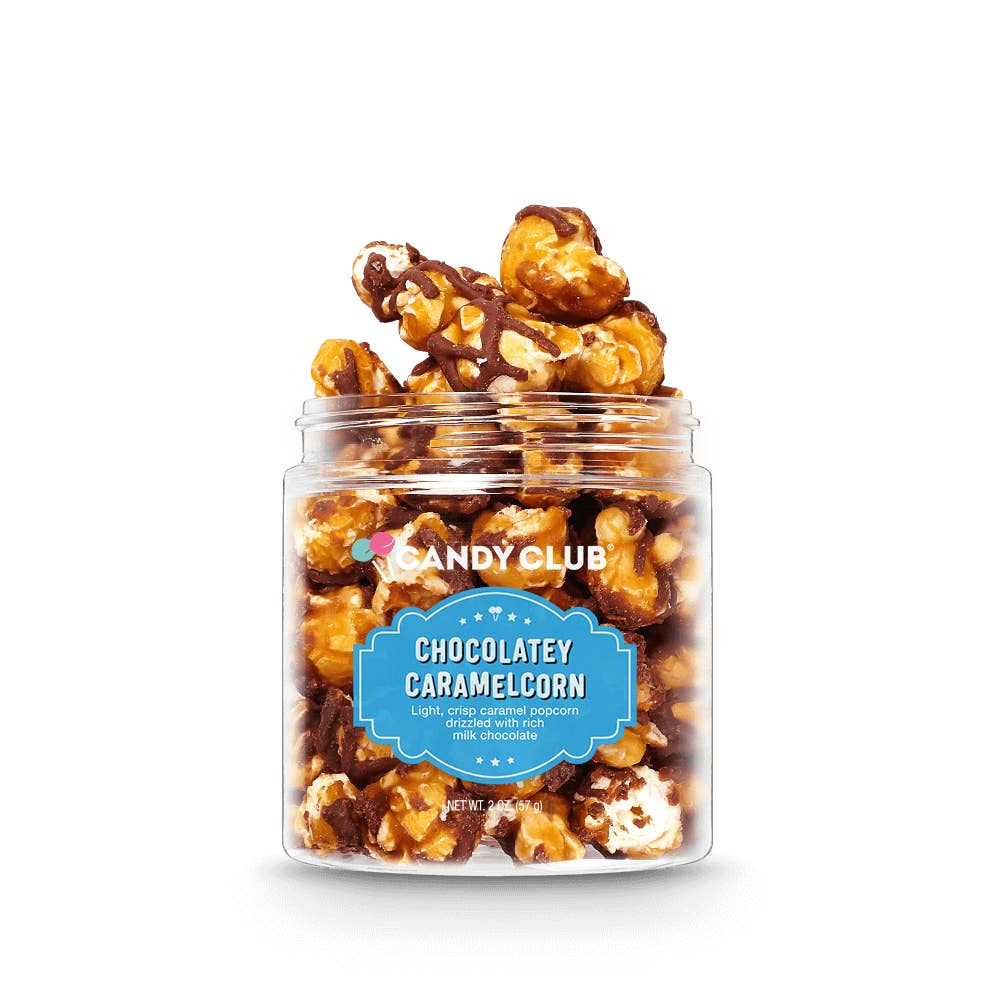 Candy Club - Chocolatey Caramelcorn
