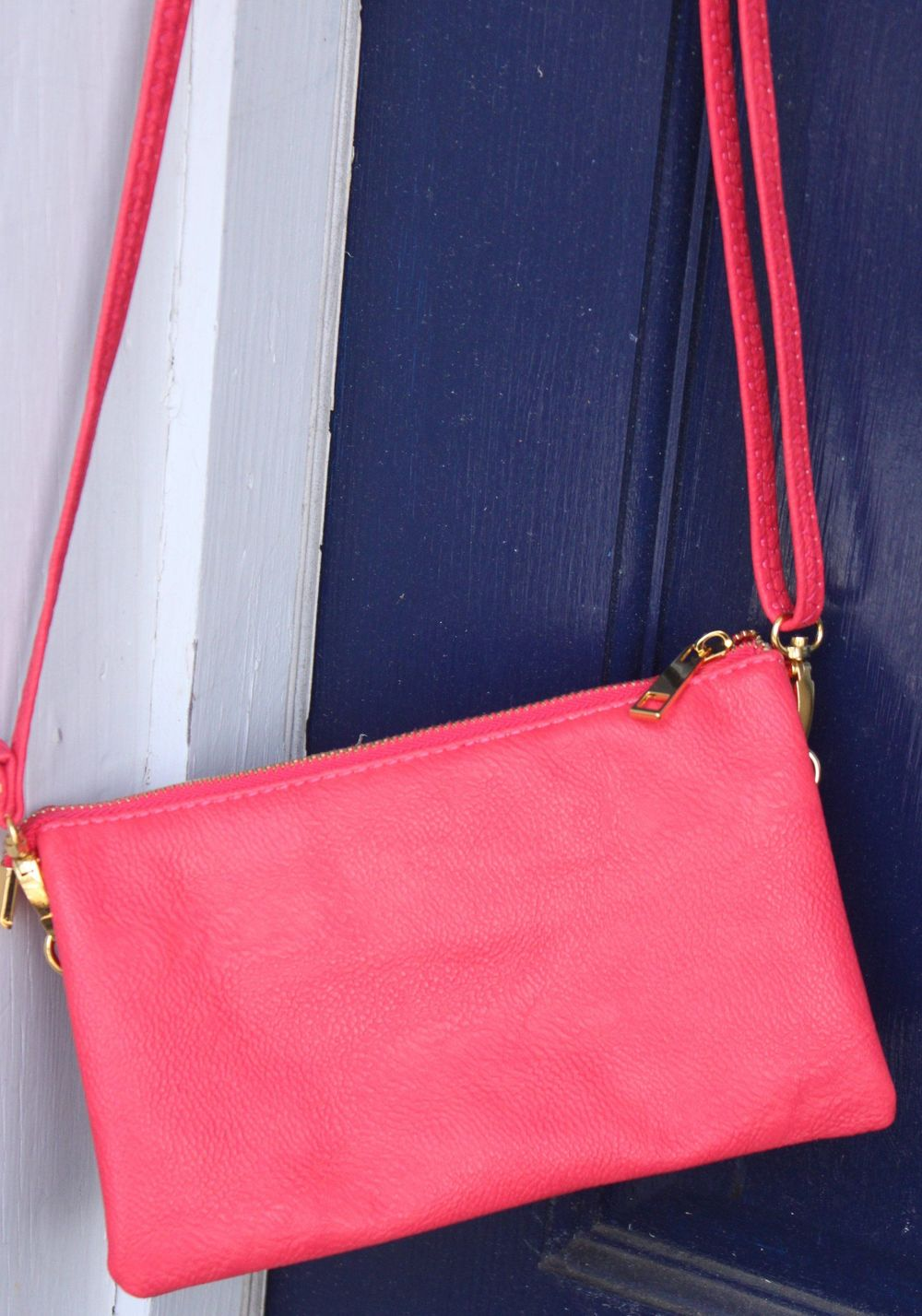 Liz Crossybody Bag Coral
