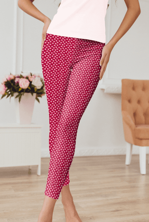 Mini Heart Leggings