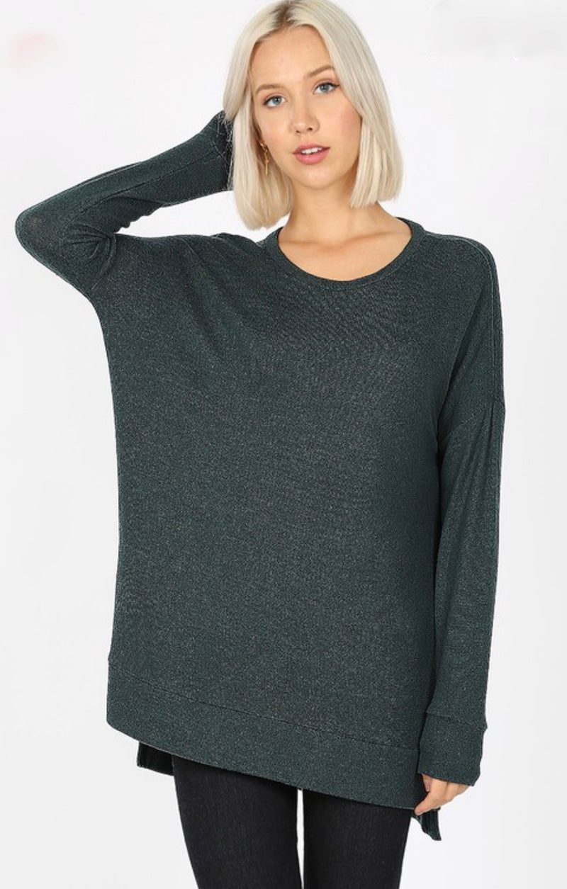 Claudia Green Sweater