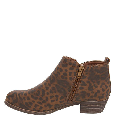 Sugar Leopard Booties