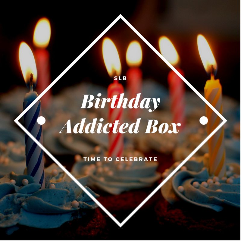 SLB Birthday Addicted Box 📦
