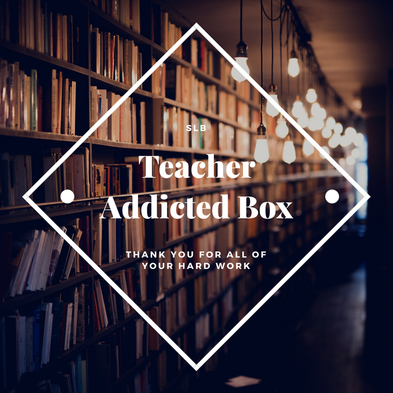 SLB Teacher Addicted Box 📦