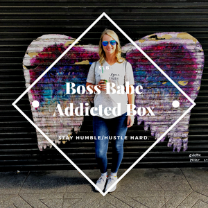 SLB Boss Babe Addicted Box 📦
