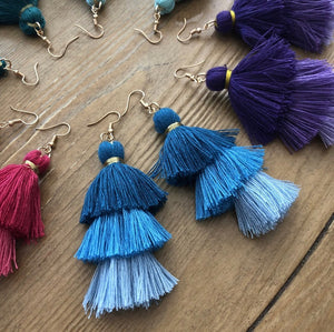 Party Tassel Earrings
