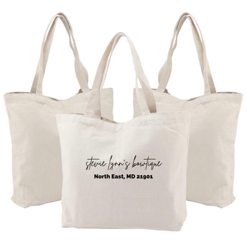 Reusable SLB Discount Tote