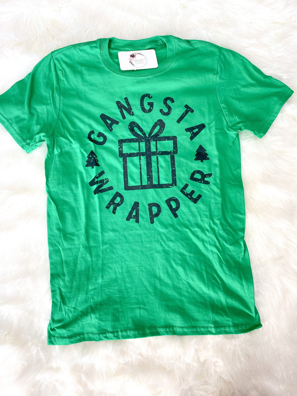 *BFDB* Gangsta Wrapper Graphic Tee